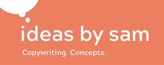 IDEAS BY SAM Logo